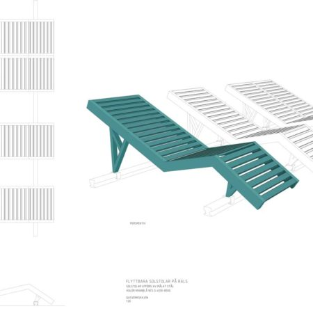 Movable-Lounger