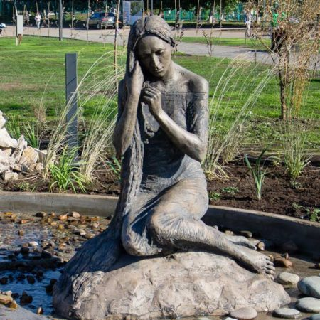 park-symbol-su-anasy-sculpture