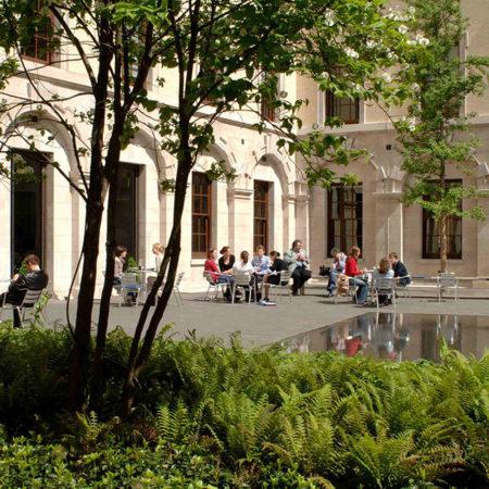 Treasury Courtyards