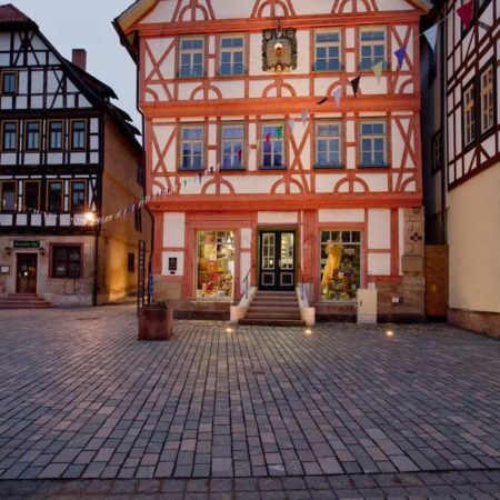 A-square-in-the-Neustadt-at-dawn