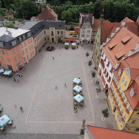 Aerial-view-of-the-market-square-at-Altmarkt