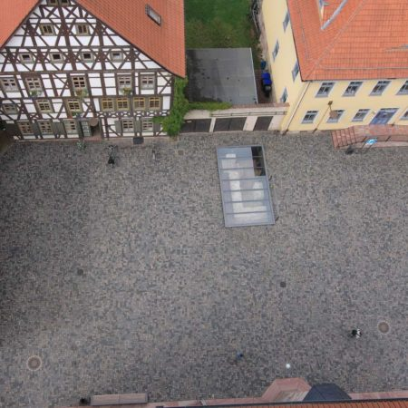 Aerial-view-of-the-ossuary-in-the-churchyard