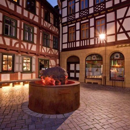 An-illuminated-historic-pig-iron-in-the-Neustadt