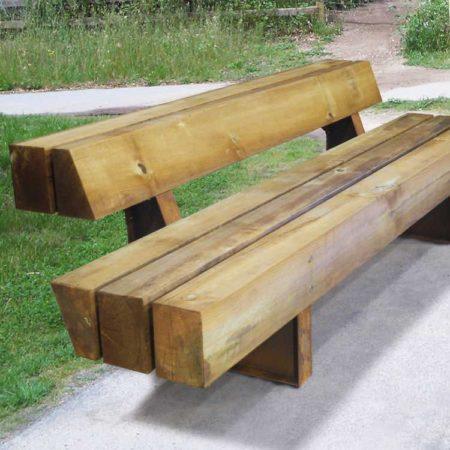 HeavyHeavy-Bench-in-park