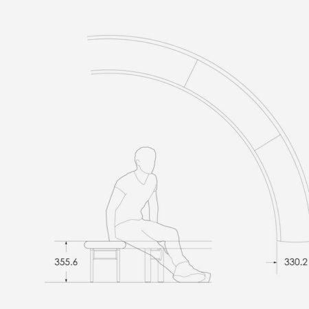 aluminum-bench-height-option-standard