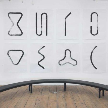 aluminum-bench---volume-gallery-exhibition