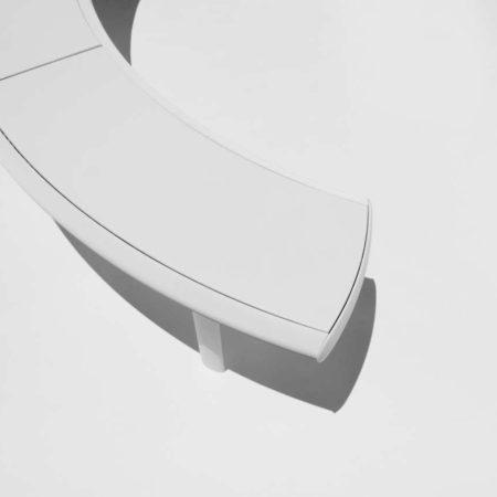 aluminum-bench-white-painted-option