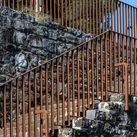 10---Detail-of-the-steel-balustrades