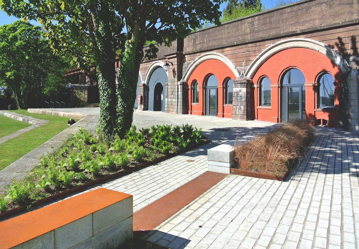 Image of: Rankinfraser Landscape Architecture Landezine International Landscape Award Lila