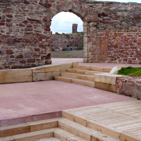 Dunbar-entrance