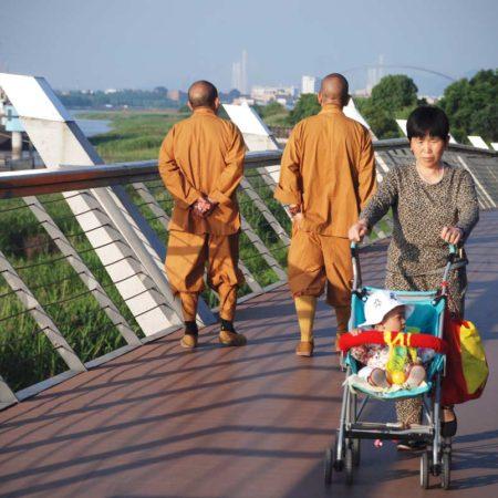 22-Monks-&-Elderly-Lady