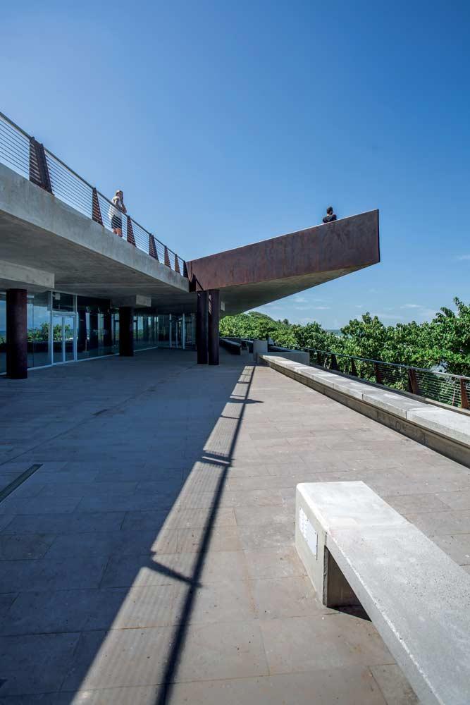 Paseo Puerta De Tierra Landezine International Landscape