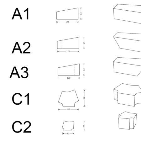 CROMA_drawings