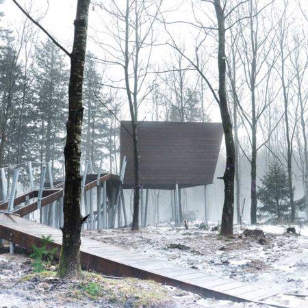 VEGA_Skoerping-School_09_treetop--house-in-the-forest