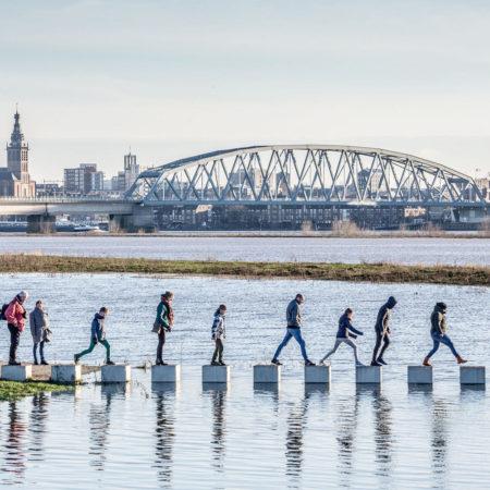11_NEXT-architects_Zalige-bridge-with-high-water_january-2018_Photography-Jan-Daanen