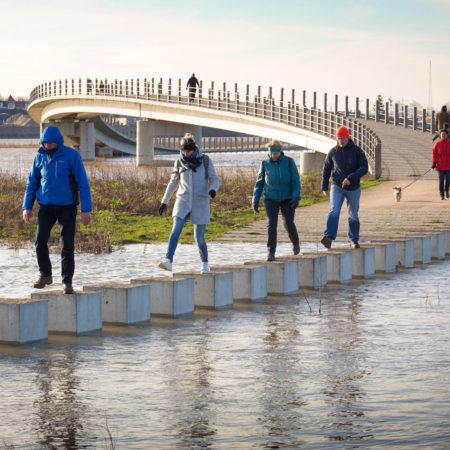 13_Zalige-bridge-with-high-water_january-2018_Photography-Rutger-Hollander
