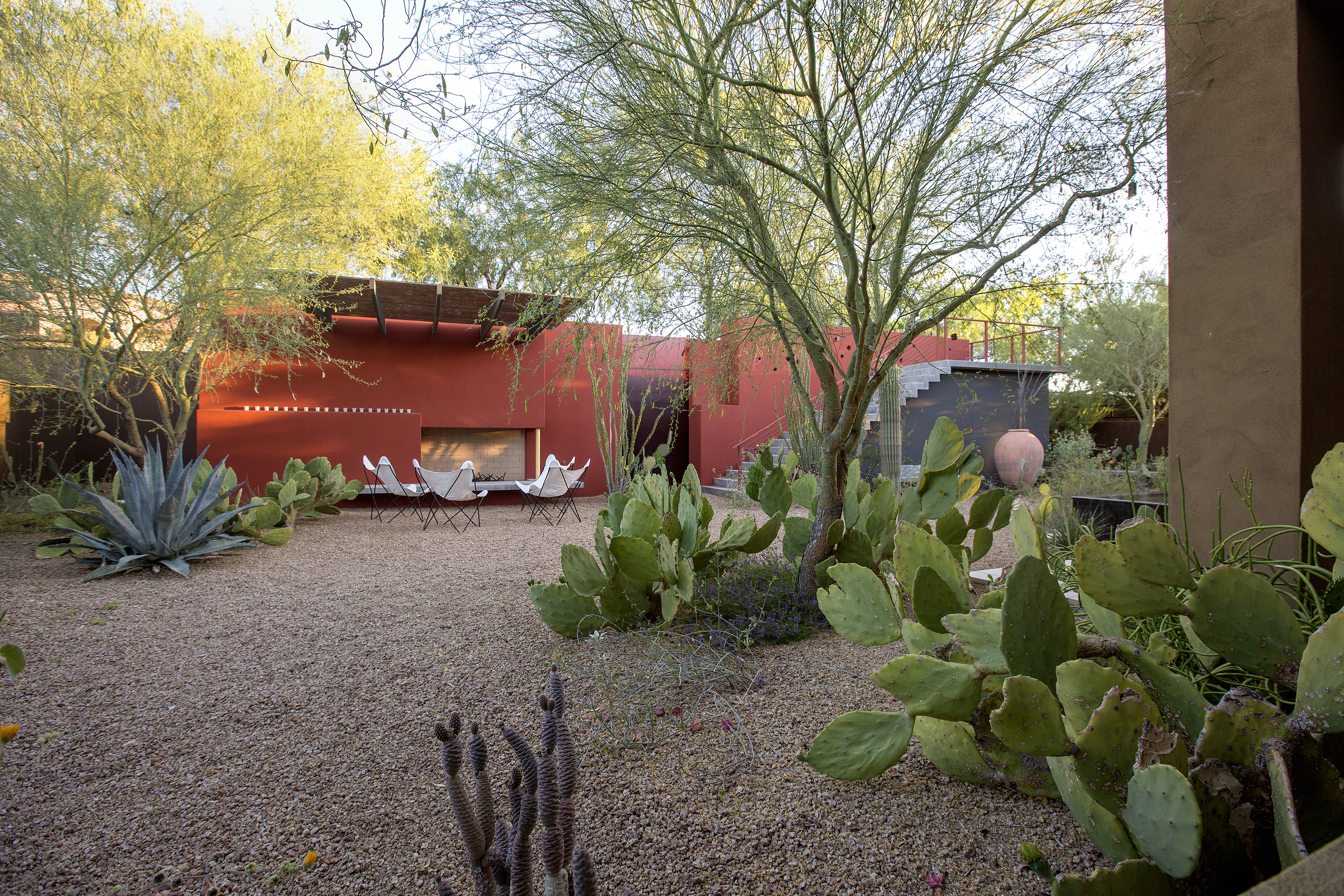South Mountain Garden Landezine International Landscape Award Lila