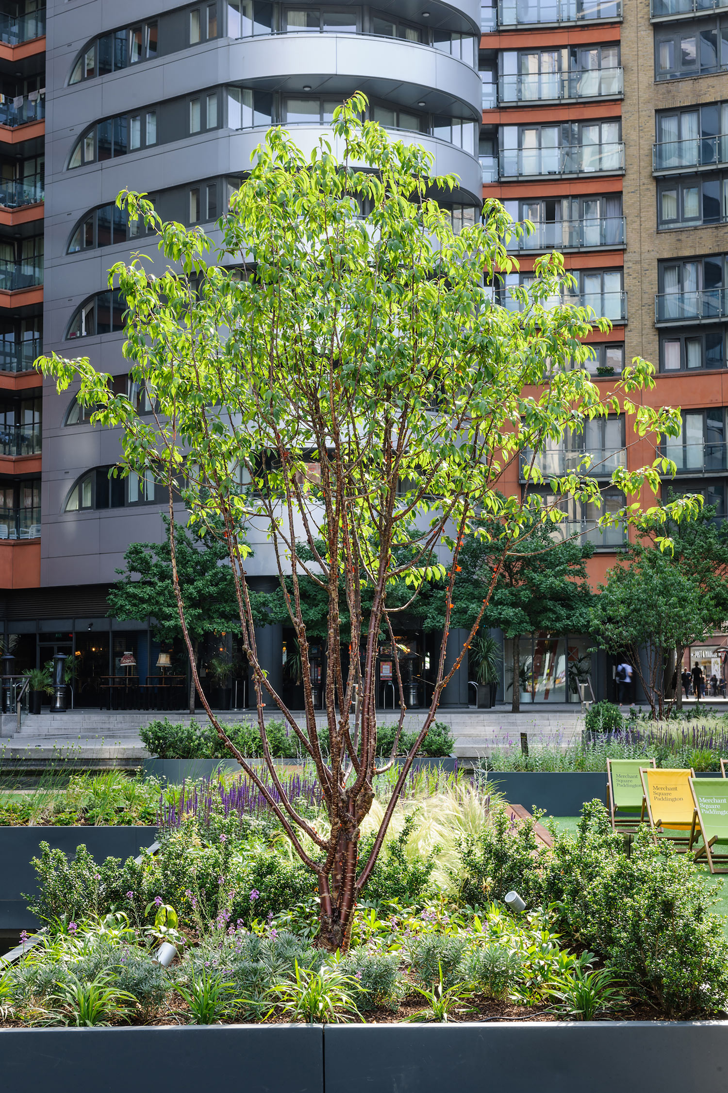 Merchant Square Floating Pocket Park « Landezine International