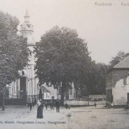 Roborst anno 1900