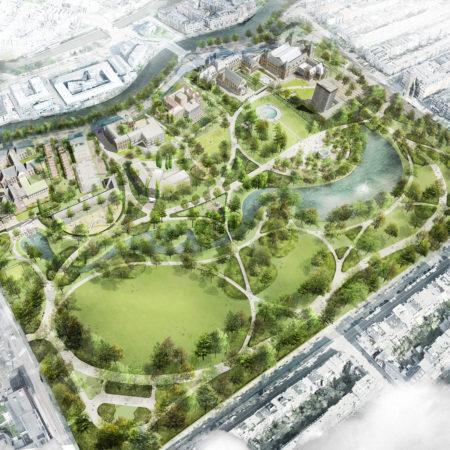 buro-sant-en-co-landschapsarchitectuur-oosterpark-amsterdam-ontwerp-vogelvlucht