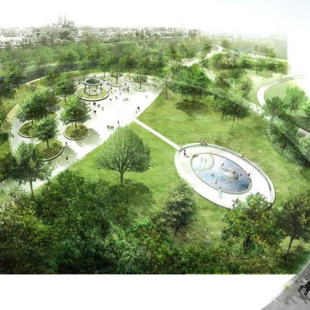 buro-sant-en-co-landschapsarchitectuur-oosterpark-amsterdam-ontwerp-vogelvlucht-evenementenplein-pierebadje
