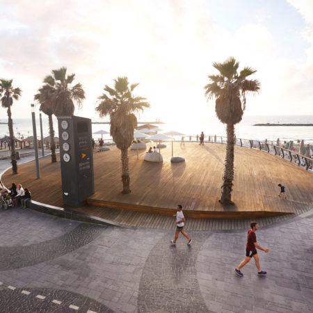 Tel Aviv's Central Promenade Renewal « Landezine
