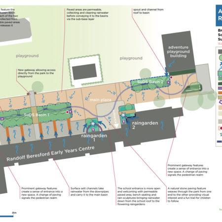 14-RBA-Bridget-Joyce-Square,-Australia-Road-Schematic-Diagram-of-SuDS