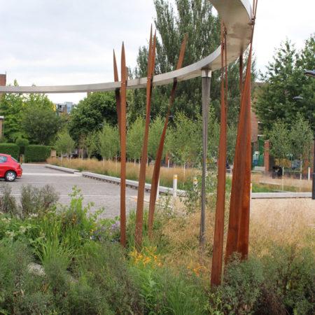21-RBA-Bridget-Joyce-Square,-Australia-Road-rain-sculpture