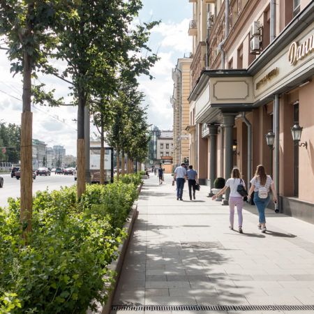 Boulevard-ring-Moscow