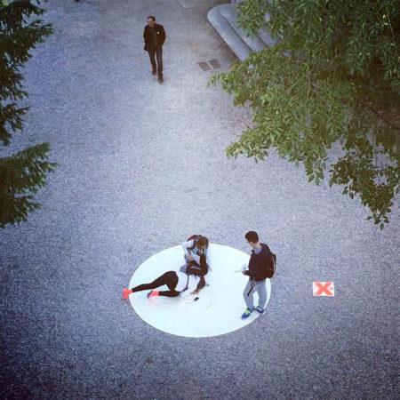 EX (0) Aerial View of Landscape Exhibition