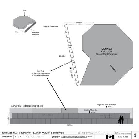 EX-(23)--Exhibition-Drawings-&-Pavilion-Blockade-Wall