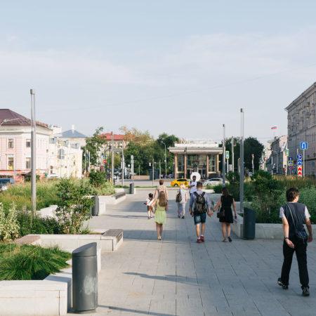 Turgenevskaya-Ploshad