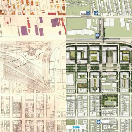 02_1949-map-showing-railway-yard-and-Preliminary-Campus-Master-Plan,-2006