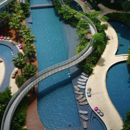 1 AMK Main lap pool and treetop walk feature Photo_WX