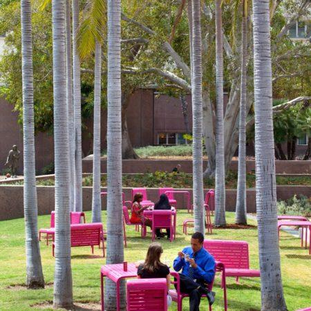 19_Grand Park_Park Benches