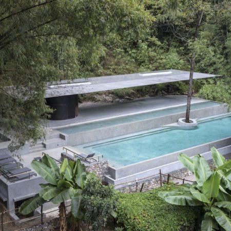 1_Key image of Pool and Yoga Pavilion