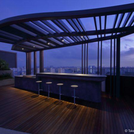23 AMK Outdoor Teppanyaki lounge night_TS