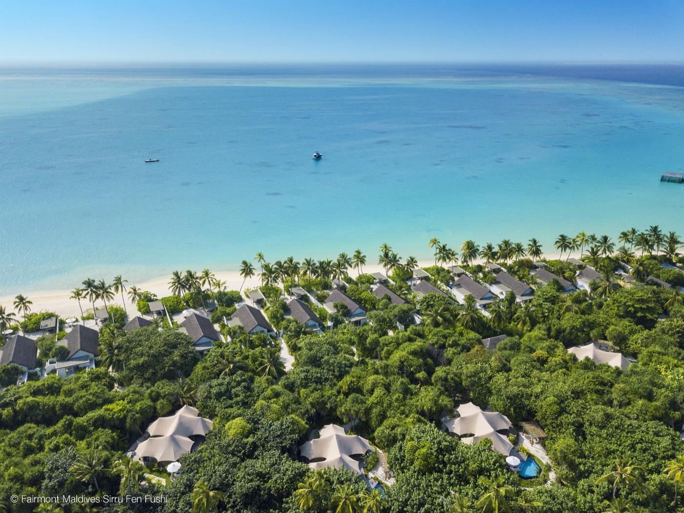 Fairmont Maldives Sirru Fen Fushi « Landezine International