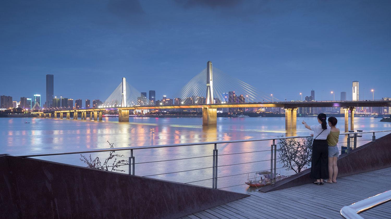 Changsha Riverside Park « Landezine International Landscape