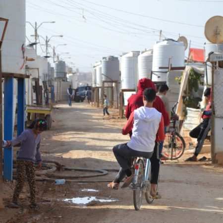 LB Zaatari Camp Jordanie 05