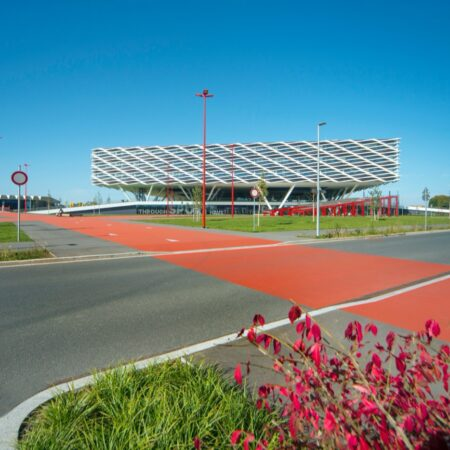 LOLA - adidas world campus_03 landscape © Hanns Joosten