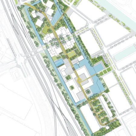 LOLA landscape 01 project bajes kwartier masterplan