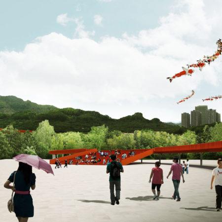 LOLA-landscape-05-forest-sports-park-guang-ming-entrance-plaza