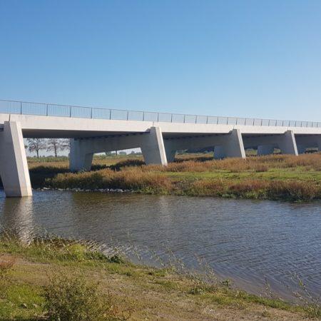 Nieuwendijk bridge - photo NEXT architects
