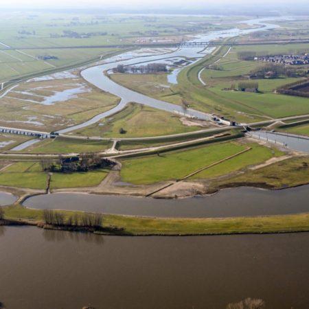 Reevediep_-photo Ruimte voor de Rivier IJsseldelta_februari_2019