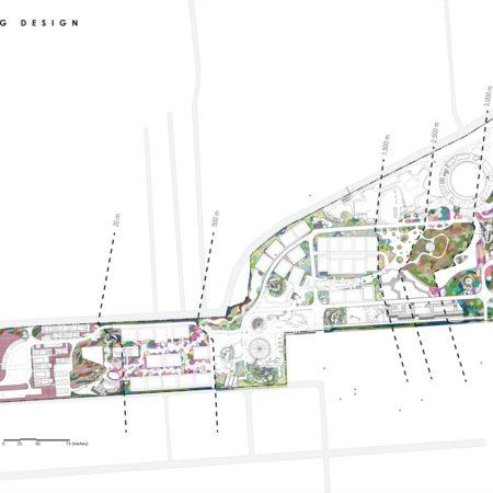 Site 1 - 02 Planting plan
