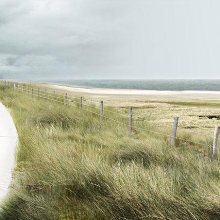 Visual-cycling-path