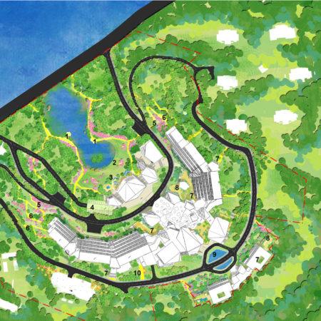 XX-Beijing-CITIC-Jinling-Hotel-landscape-design-master-plan