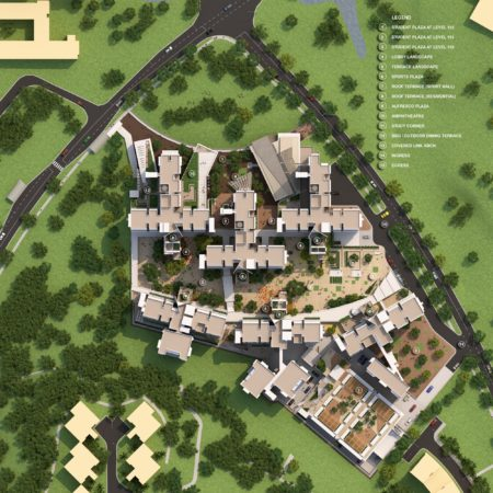 XX-NTU North Hill - Site Plan-Facilities