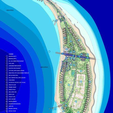 XX-Sirru Fen Fushi - Site Plan